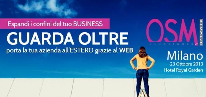 Espandi i confini del tuo business