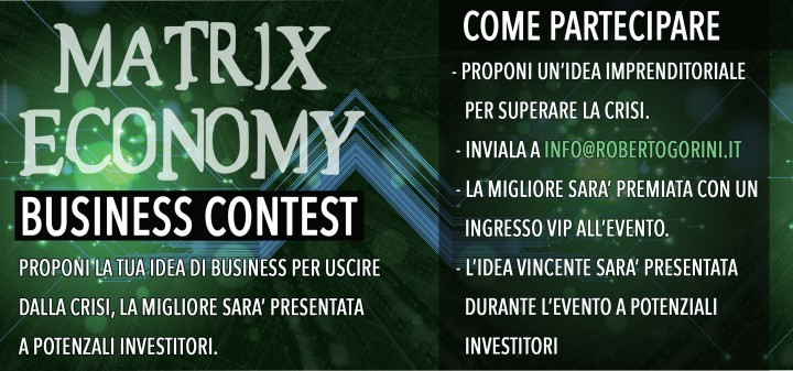 Matrixeconomy business contest